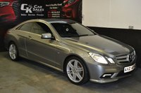 2010 MERCEDES-BENZ E CLASS 2.1 E250 CDI BLUEEFFICIENCY SPORT 2d AUTO 204 BHP £10300.00