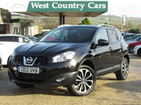 USED 2012 12 NISSAN QASHQAI 1.5 N-TEC PLUS DCI 5d 110 BHP Low Running Costs, Only 2 Owners