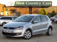 USED 2012 12 VOLKSWAGEN POLO 1.2 MATCH TDI 5d 74 BHP £20 For A Years Road Tax