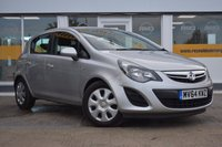 USED 2014 64 VAUXHALL CORSA 1.2 DESIGN AC CDTI ECOFLEX S/S 5d 93 BHP THE CAR FINANCE SPECIALIST