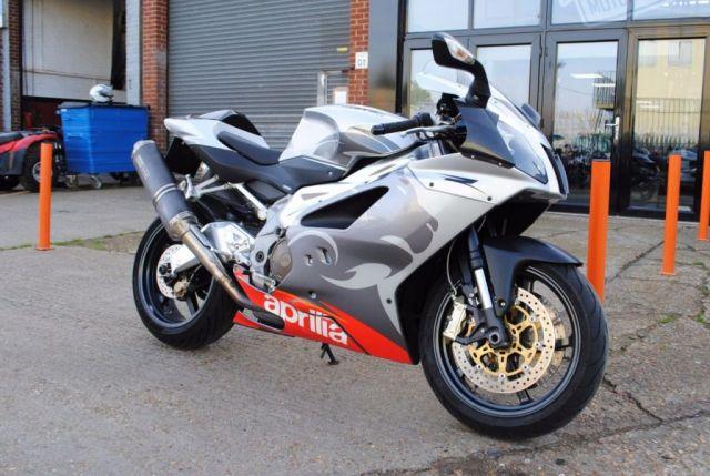 2005 55 APRILIA RSV MILLE R 998cc