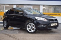 USED 2011 11 FORD FOCUS 1.6 SPORT 5d AUTO 99 BHP THE CAR FINANCE SPECIALIST