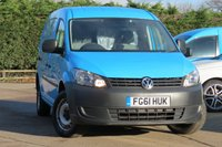 USED 2011 61 VOLKSWAGEN CADDY MAXI 1.6 C20 TDI 1d 101 BHP * NO VAT TO PAY *CAMBELT AND WATERPUMP JUST CHANGED*