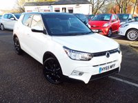 USED 2015 65 SSANGYONG TIVOLI 1.6 ELX 5d AUTO 113 BHP ONE Owner FULL Service History