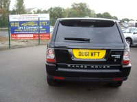 USED 2011 61 LAND ROVER RANGE ROVER SPORT 3.0Tdv6 Hse auto nav 5dr