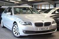 USED 2010 10 BMW 5 SERIES 3.0 525D SE 4d AUTO 202 BHP ****** NO PAYMENTS UNTIL FEBRUARY *******