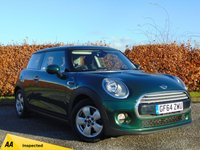 USED 2014 64 MINI HATCH COOPER 1.5 COOPER D 3d * 128 POINT AA INSPECTED *BUY NOW PAY IN 6 MONTHS*