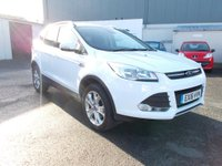 USED 2016 16 FORD KUGA 2.0 TDCi Zetec AWD 5dr From only £249/ month