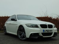 USED 2011 60 BMW 3 SERIES 2.0 320D SPORT PLUS EDITION 4d **12 MONTHS FREE AA MEMBERSHIP**