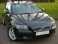 USED 2007 57 VOLVO V50 2.0 D SE 5d 135 BHP HIGH SPEC RELIABLE FAMILY ESTATE