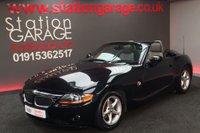 2004 BMW Z4 2.2 Z4 SE ROADSTER 2d 168 BHP £3995.00