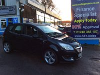 USED 2014 14 VAUXHALL MERIVA 1.4 TECH LINE 5d 99 BHP, only 32000 miles ***GREAT FINANCE DEALS....NO PAYMENTS TILL 2018*** .........t&c's apply, subject to status