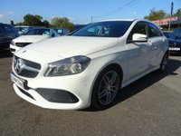 USED 2016 66 MERCEDES-BENZ A 180 1.5 Amg Line Executive 5dr