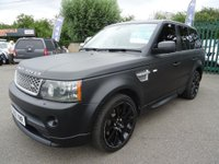 USED 2011 60 LAND ROVER RANGE ROVER SPORT 3.0 Tdv6 Autobiography 5dr