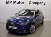 2013 AUDI A1 1.4 TFSI SPORT 3d 122 BHP £9995.00