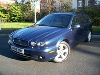 USED 2009 09 JAGUAR X-TYPE 2.2 SE 5d AUTO 145 BHP Beautiful Example Throughout!!!