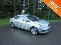 USED 2010 10 FORD FOCUS 2.0 CC2 2d 135 BHP