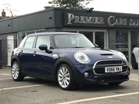 2016 MINI HATCH COOPER 2.0 COOPER SD 5d 168 BHP £13990.00