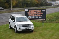 USED 2011 61 LAND ROVER FREELANDER 2 2.0 HSE AUTOMATIC WITH BLACK LEATHER 5dr