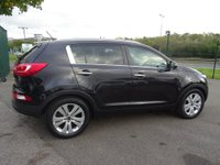 USED 2012 62 KIA SPORTAGE 1.7 Crdi 3 5dr hatch