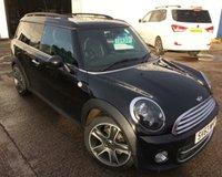 2013 MINI CLUBVAN 2.0 COOPER D 1d AUTO 110 BHP £10495.00
