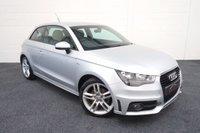 2012 AUDI A1 1.6 TDI S LINE 3d 103 BHP £7250.00