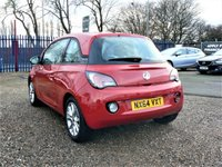 USED 2014 64 VAUXHALL ADAM 1.2 JAM 3d  LOW MILEAGE/FINANCE AVAILABLE