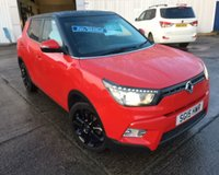 USED 2015 15 SSANGYONG TIVOLI 1.6 ELX STYLE 5d 126 BHP