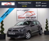 USED 2011 60 VOLKSWAGEN POLO 1.2 S A/C 3d 60 BHP **F.S.H,, LONG MOT,, TWO KEYS**