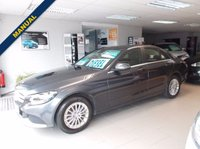 USED 2016 16 MERCEDES-BENZ C CLASS 2.1 C220 D SE 4d 170 BHP Leather, sat nav from only £269/ month