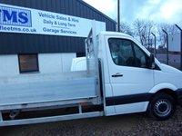 2016 VOLKSWAGEN CRAFTER 2.0 CR35 TDI C/C 1d 109 BHP £15395.00