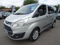 2016 FORD TRANSIT TOURNEO