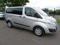 USED 2016 66 FORD TRANSIT TOURNEO 2.0 Tdci 310 Zetec transit tourneo 9 seater minibus 9 seater tourneo minibus EURO 6