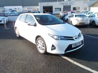 USED 2014 63 TOYOTA AURIS 1.6 ICON VALVEMATIC 5d 130 BHP low miles