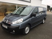 2015 CITROEN DISPATCH 1200 ENTERPRISE L2 H1 2.0 HDi 125 6-Speed LWB £9995.00