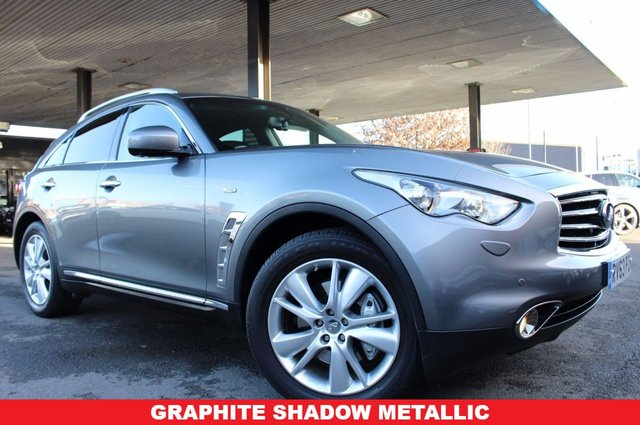 INFINITI FX at Derby Trade Cars
