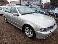2001 BMW 5 SERIES 2.9 530D TOURING 5d AUTO 181 BHP £2295.00