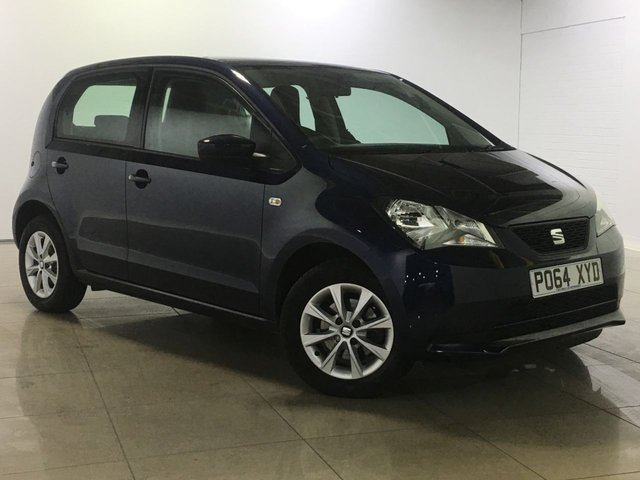 View our 2014 64 SEAT MII 1.0 TOCA 5d 59 BHP