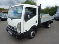 USED 2015 15 NISSAN NT400 CABSTAR 2.5 dCi