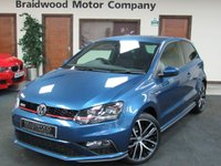 USED 2015 65 VOLKSWAGEN POLO 1.8 GTI 3d 189 BHP