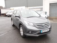 USED 2015 64 HONDA CR-V 1.6 SE I-DTEC 4X2 From only £199/month
