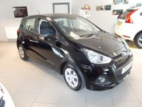 USED 2017 66 HYUNDAI I10 1.2 SE1.2 5door From only £149/month