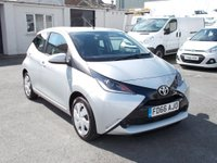 USED 2017 66 TOYOTA AYGO 1.0 X-PLAY VVT-I 5door £0 road tax  Only £139/month