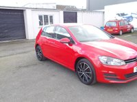 2015 VOLKSWAGEN GOLF 1.6 S BLUEMOTION TECH TDI 5d £10495.00