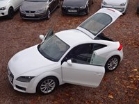 USED 2010 10 AUDI TT 2.0 TDI QUATTRO SPORT 2d 170 BHP SIX SPEED GEARBOX, BEST COLOUR, FORMER LADY KEEPER, FSH