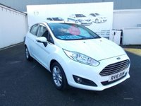 USED 2016 16 FORD FIESTA 1.5 ZETEC TDCI  5 door lovely order only £149/month