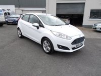 USED 2015 15 FORD FIESTA 1.2 ZETEC 5d 81 BHP Only £139/month