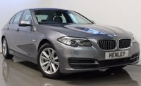 USED 2014 64 BMW 5 SERIES 2.0 520D SE 4d AUTO 181 BHP