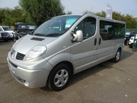 2012 RENAULT TRAFIC 2.0 dCi Ll29 Sport £12995.00