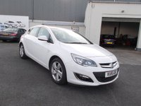 USED 2015 15 VAUXHALL ASTRA 2.0 SRI CDTI S/S price slashed today Only £169/month